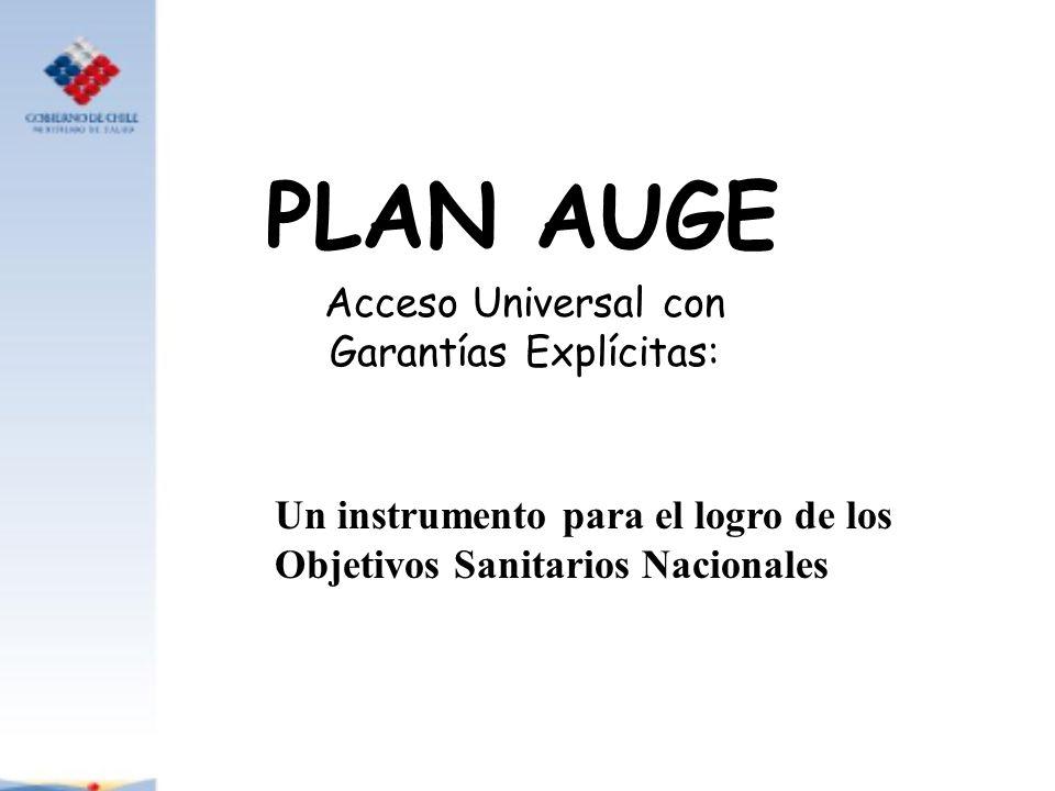 Acceso Universal con Garantías Explícitas: