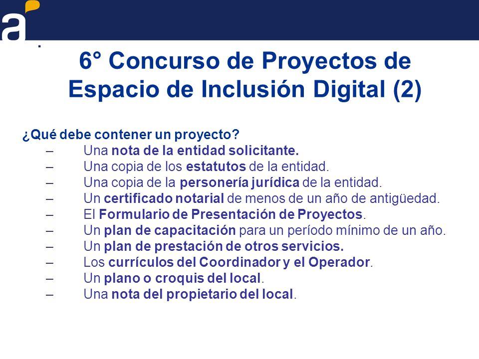 6° Concurso de Proyectos de Espacio de Inclusión Digital (2)