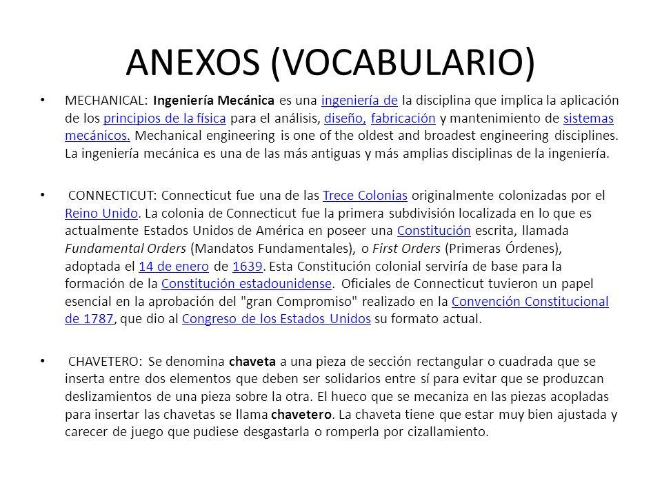 ANEXOS (VOCABULARIO)