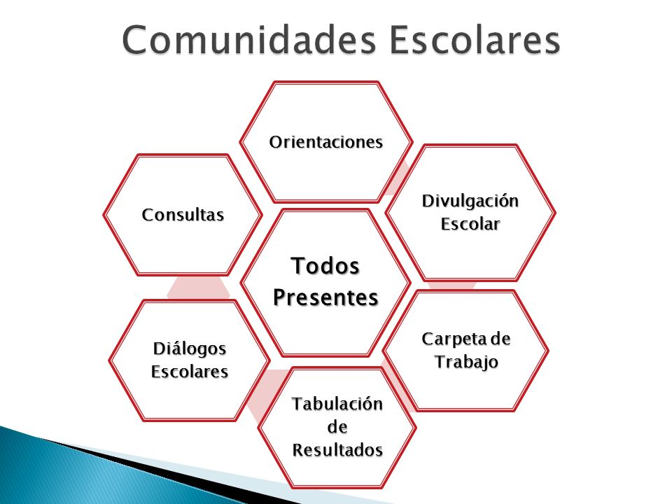 Comunidades Escolares