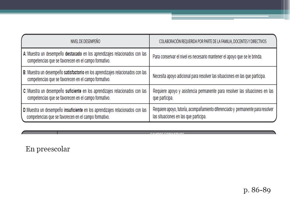 En preescolar p. 86-89