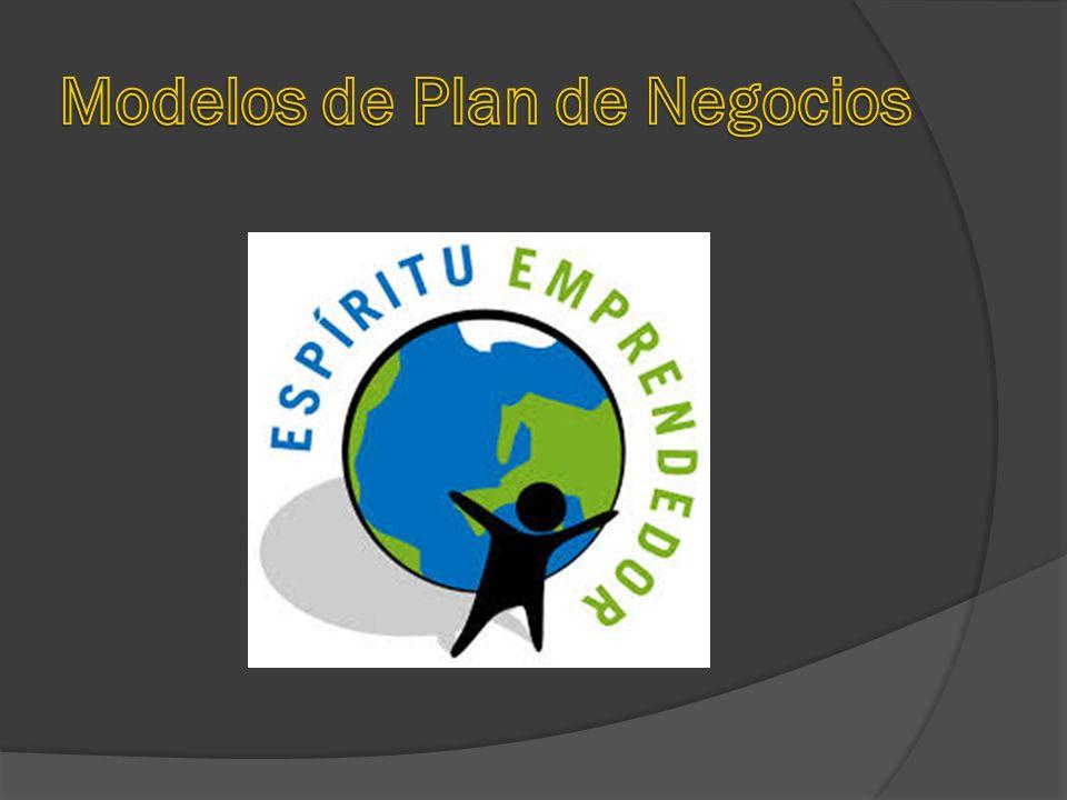 Modelos de Plan de Negocios