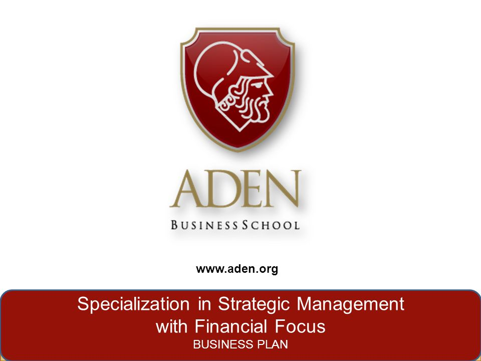 Specialization in Strategic Management