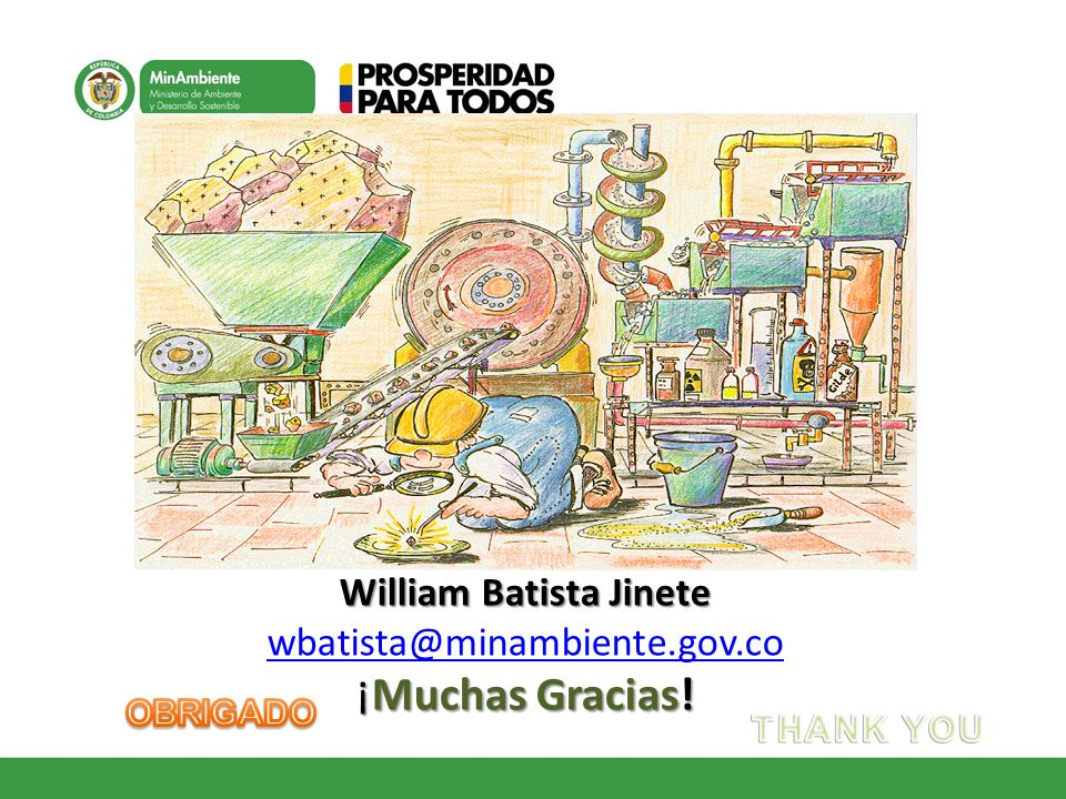 William Batista Jinete