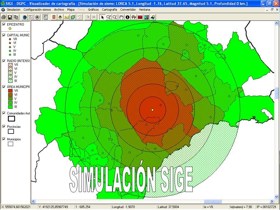 SIMULACIÓN SIGE 30 30