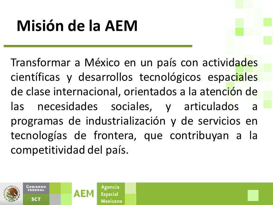 Misión de la AEM