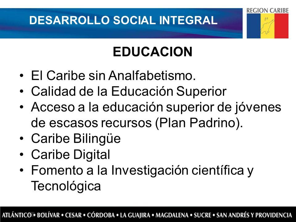 DESARROLLO SOCIAL INTEGRAL