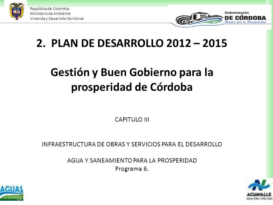Gestión y Buen Gobierno para la prosperidad de Córdoba
