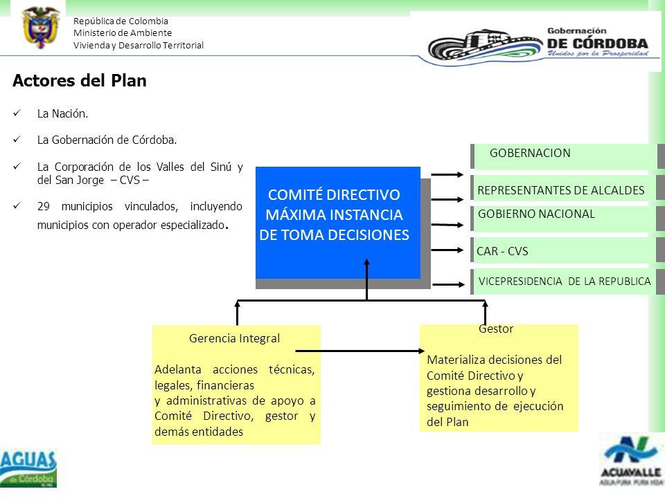 MÁXIMA INSTANCIA DE TOMA DECISIONES