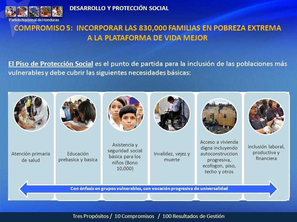 DESARROLLO Y PROTECCIÓN SOCIAL