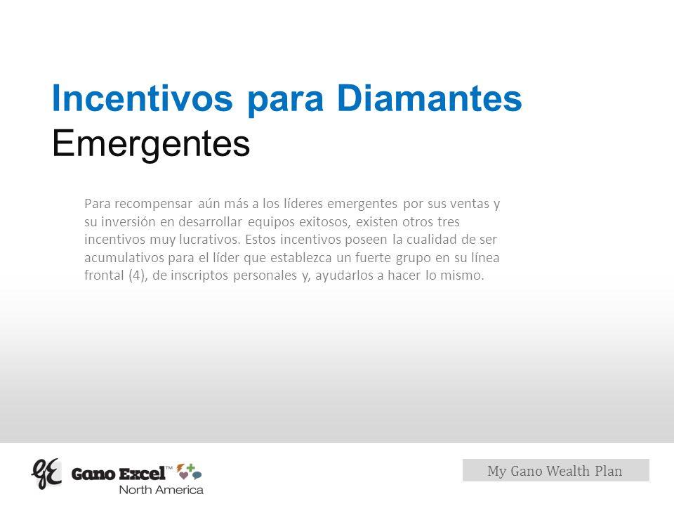 Incentivos para Diamantes Emergentes