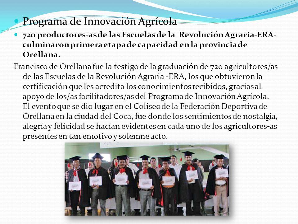 Programa de Innovación Agrícola