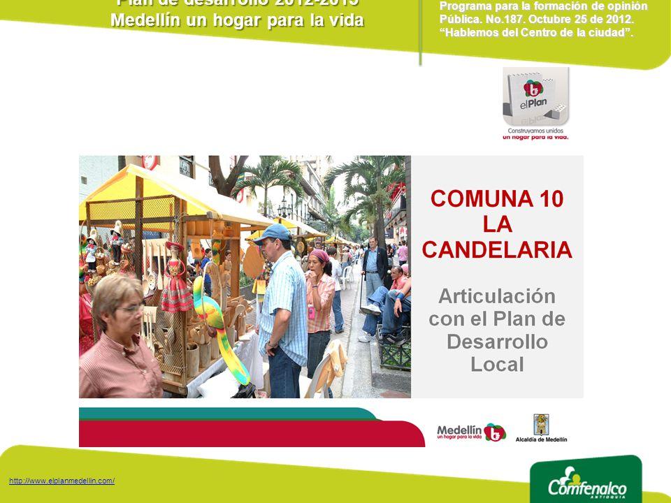 Medellín un hogar para la vida
