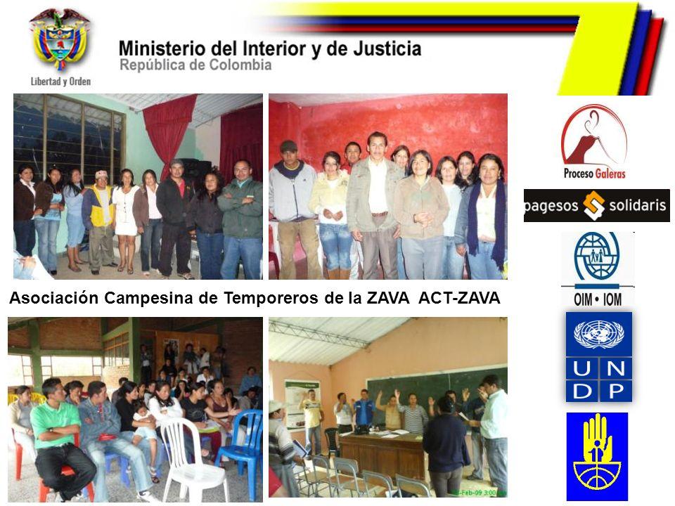 Asociación Campesina de Temporeros de la ZAVA ACT-ZAVA