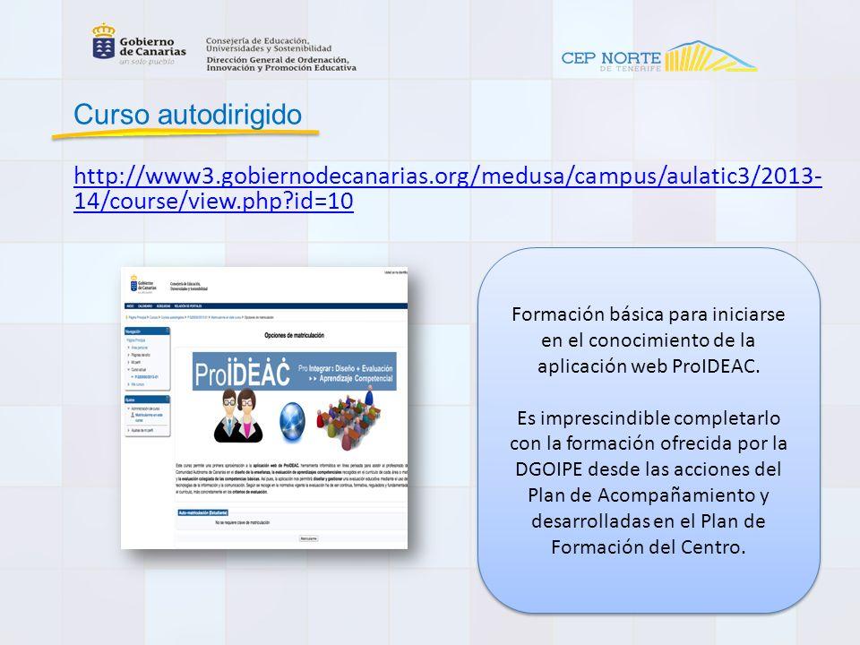 Curso autodirigido http://www3.gobiernodecanarias.org/medusa/campus/aulatic3/2013-14/course/view.php id=10.