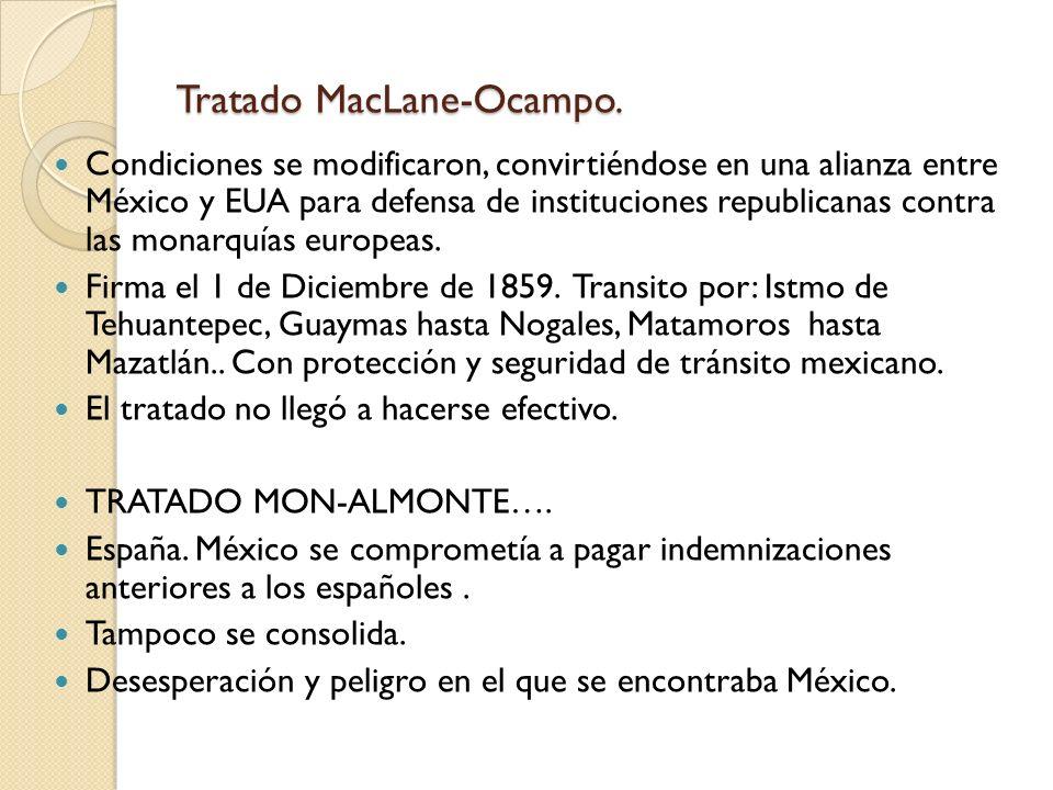 Tratado MacLane-Ocampo.