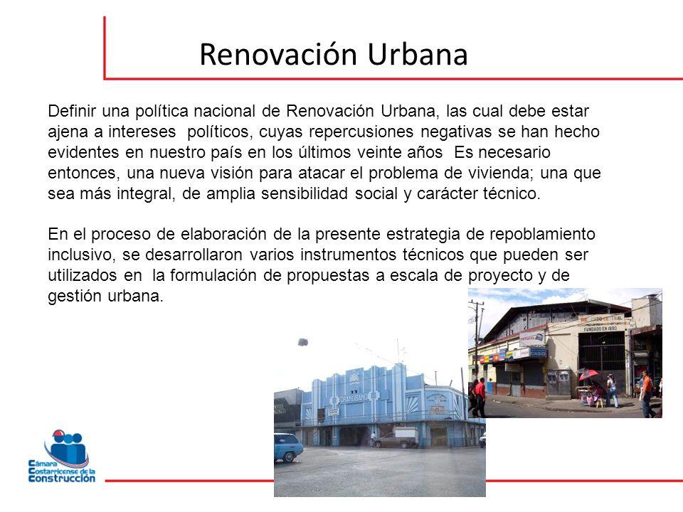 Renovación Urbana