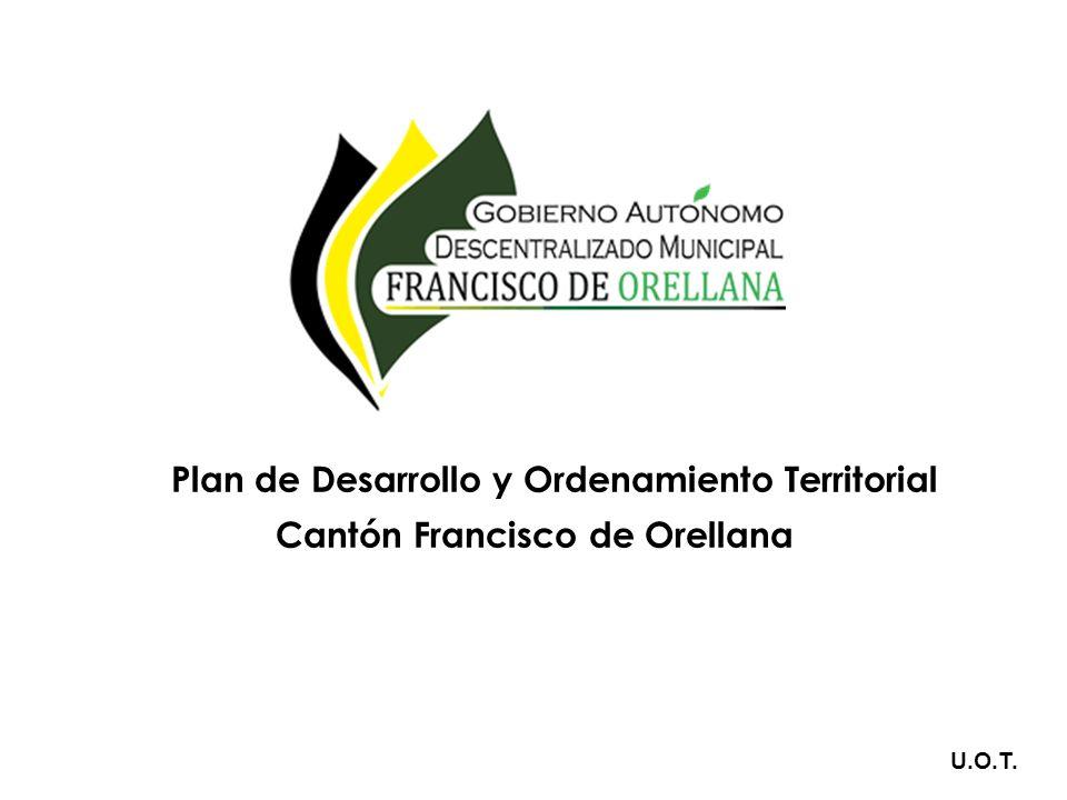 Cantón Francisco de Orellana