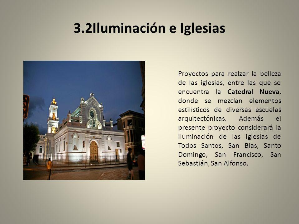 3.2Iluminación e Iglesias