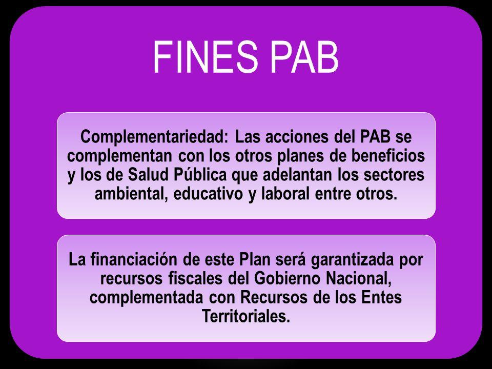 FINES PAB