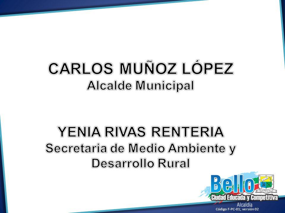 Secretaria de Medio Ambiente y Desarrollo Rural