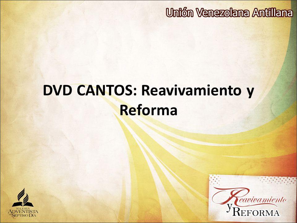 DVD CANTOS: Reavivamiento y Reforma