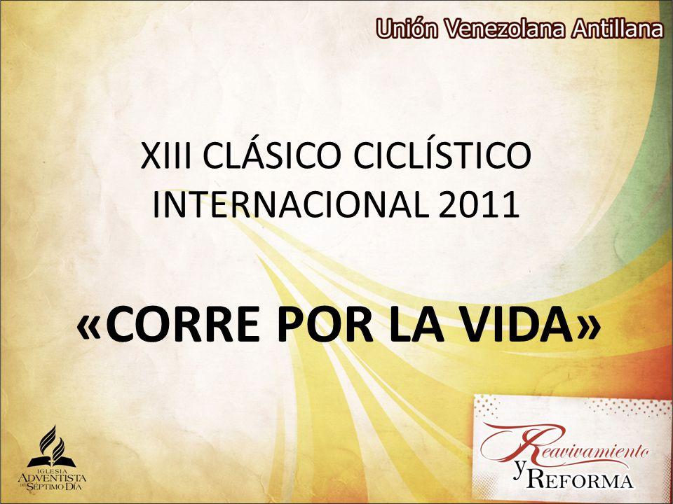 XIII CLÁSICO CICLÍSTICO INTERNACIONAL 2011