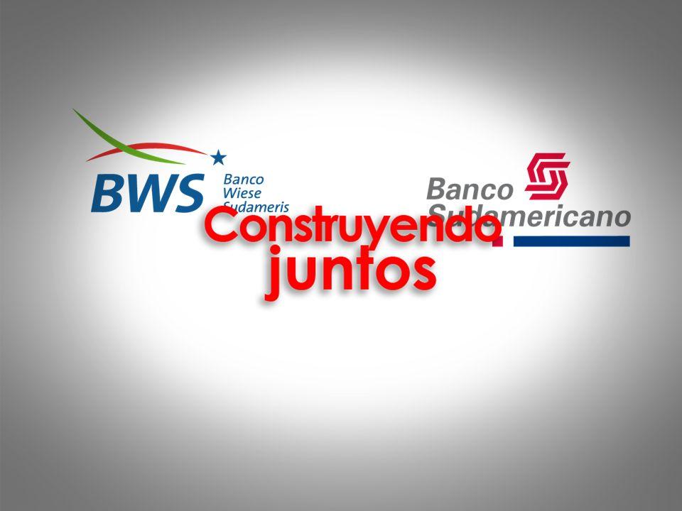 Nuestro objetivo era sentar las bases de una nueva cultura común: ya no somos BWS ni somos Banco Sudamericano, estamos construyendo juntos el nuevo banco. Las palabras claves: construyendo, juntos. Es decir, volver a lo esencial, a aquellos hombres y mujeres ancestrales que deciden construir su casa.