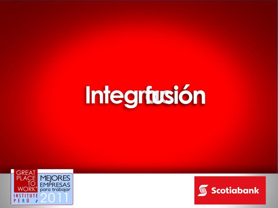 De este modo logramos que los procesos de fusión que los colaboradores vivían en el día a día se convertían en procesos de integración,