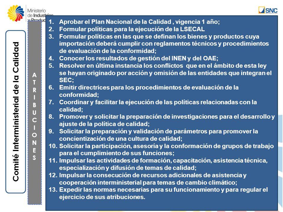 Comité Interministerial de la Calidad