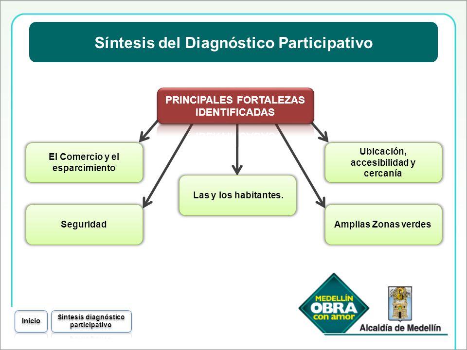 Síntesis del Diagnóstico Participativo