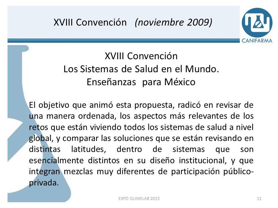 XVIII Convención (noviembre 2009)