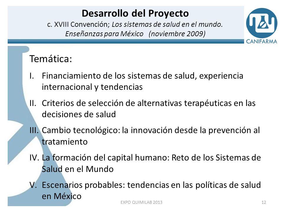 Desarrollo del Proyecto c