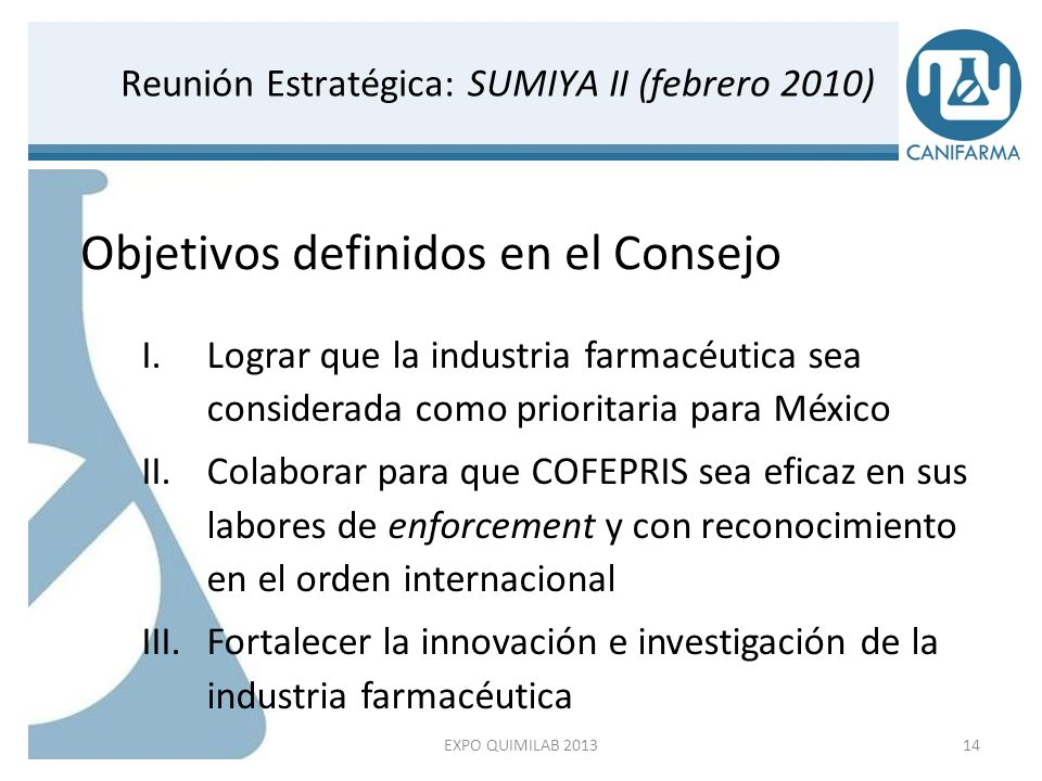 Reunión Estratégica: SUMIYA II (febrero 2010)