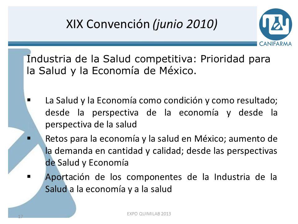 XIX Convención (junio 2010)