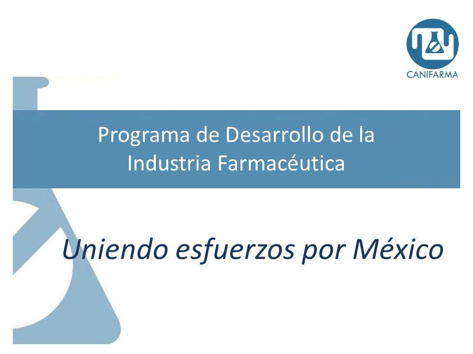 Programa de Desarrollo de la Industria Farmacéutica