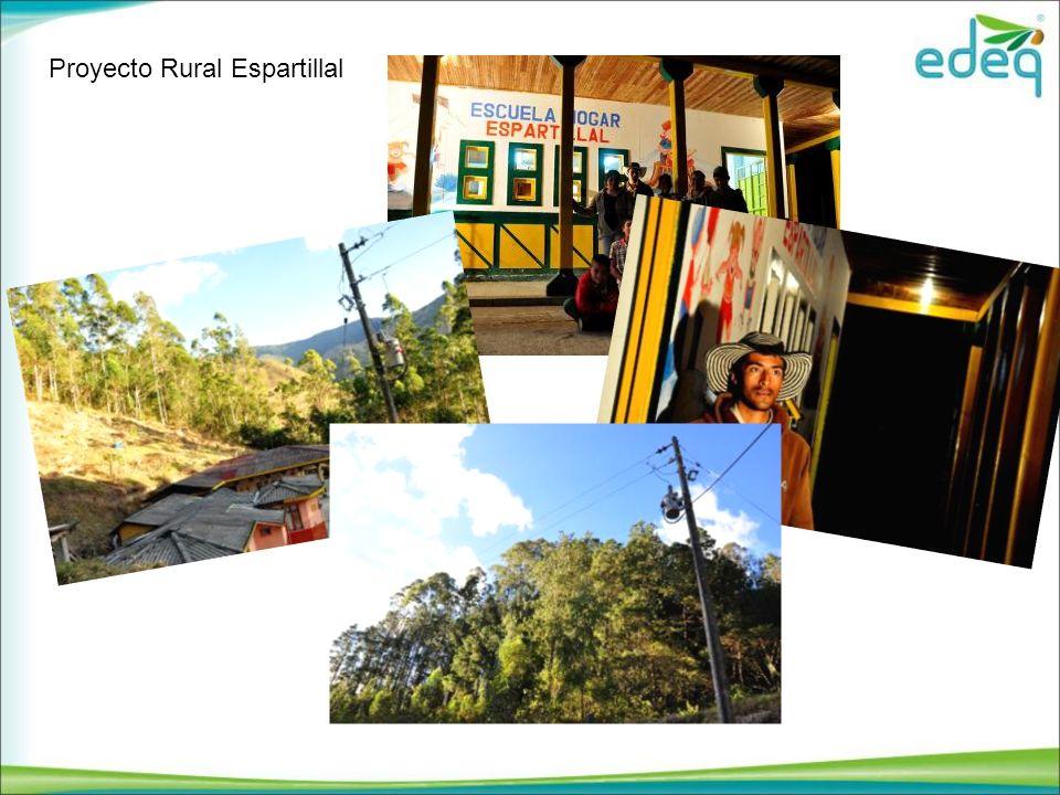 Proyecto Rural Espartillal