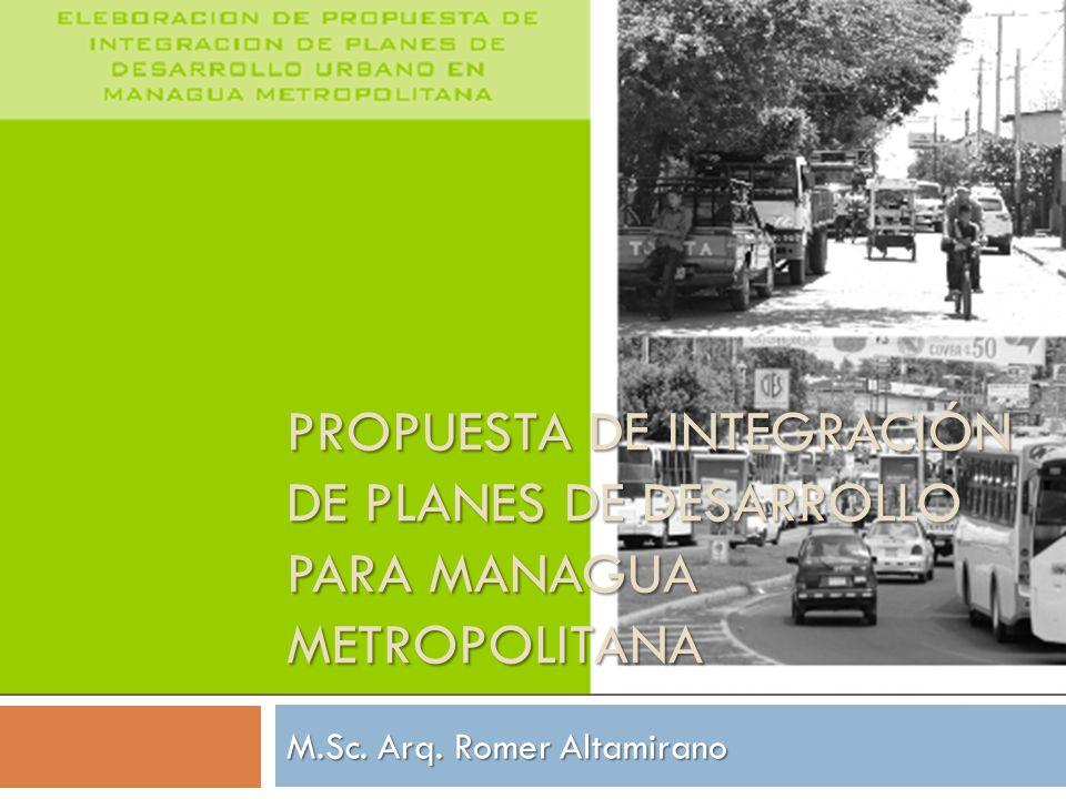 M.Sc. Arq. Romer Altamirano