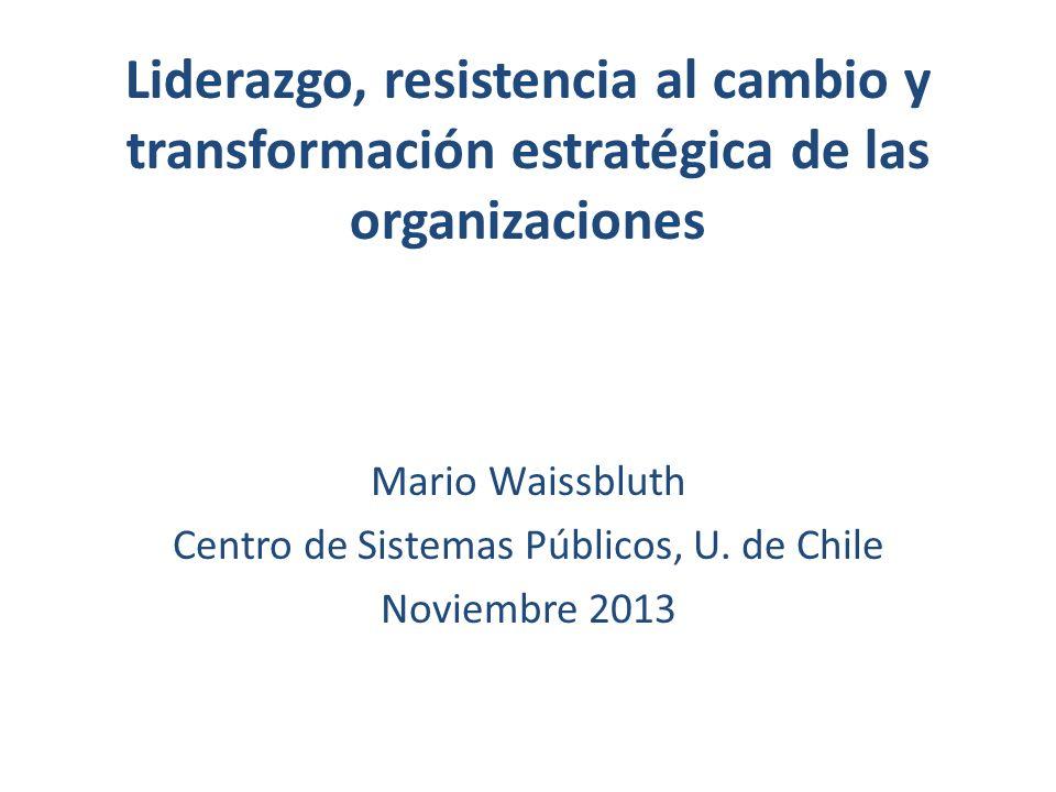Centro de Sistemas Públicos, U. de Chile