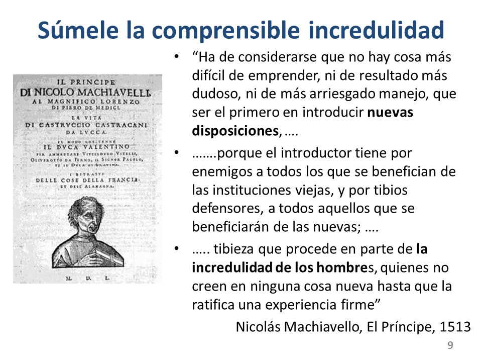 Súmele la comprensible incredulidad