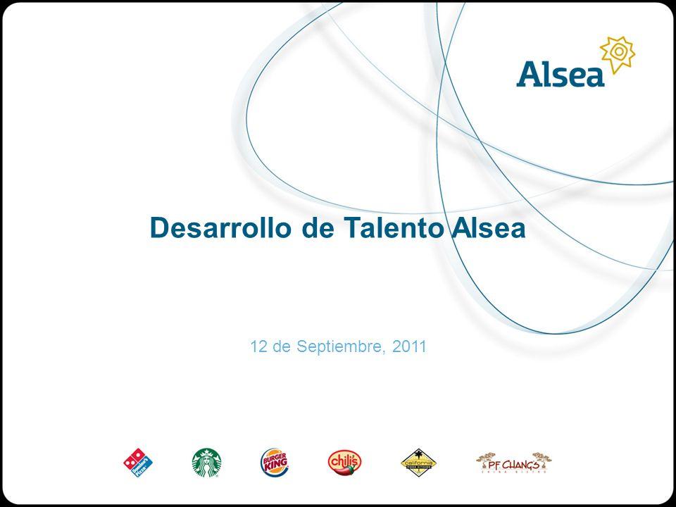 Desarrollo de Talento Alsea