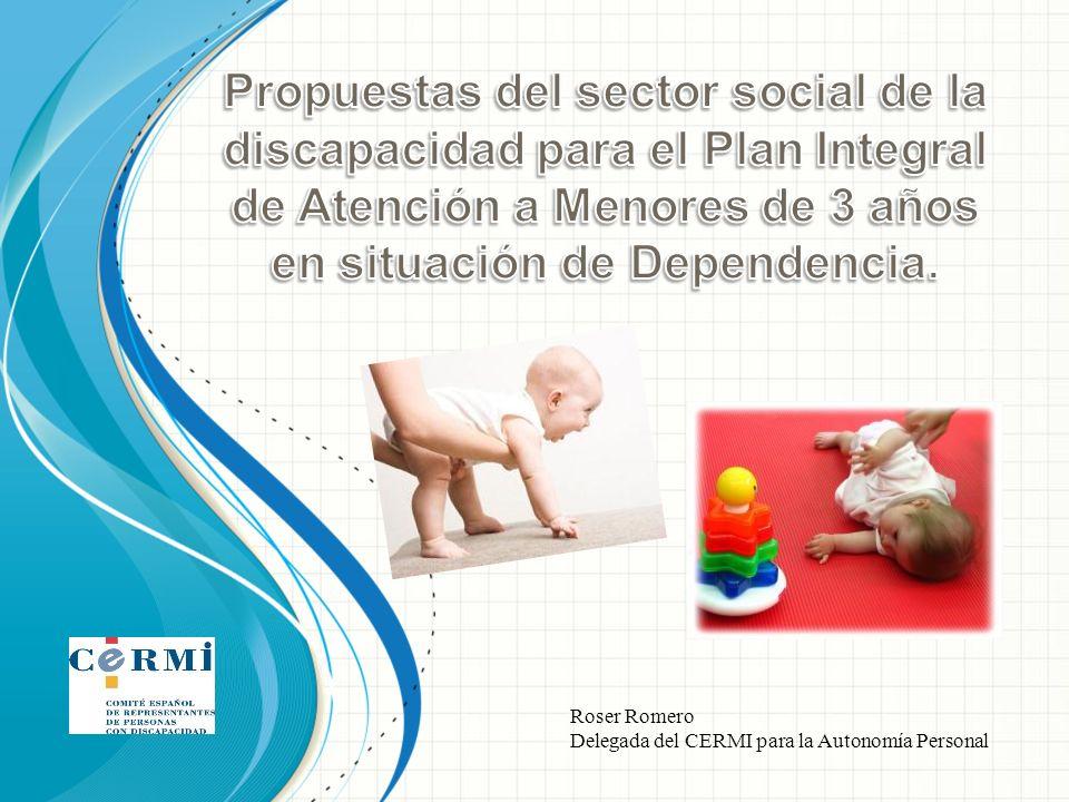 Roser Romero Delegada del CERMI para la Autonomía Personal