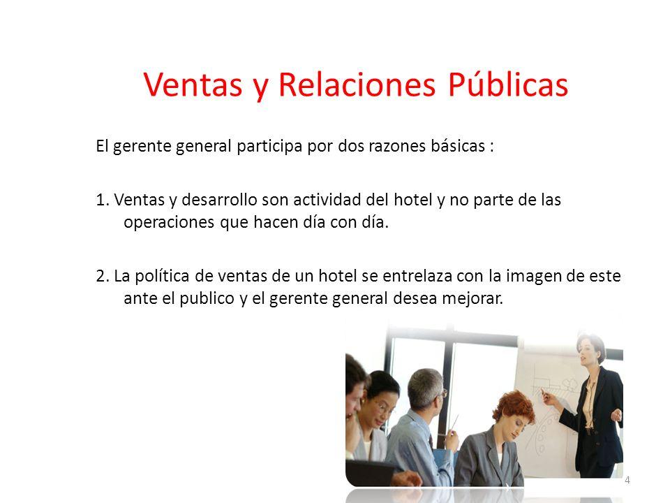 Ventas y Relaciones Públicas