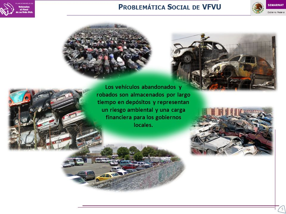 Problemática Social de VFVU