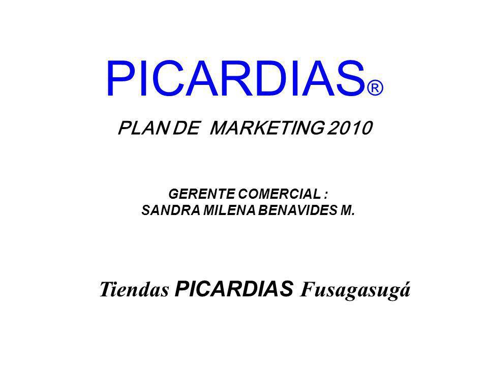 SANDRA MILENA BENAVIDES M. Tiendas PICARDIAS Fusagasugá