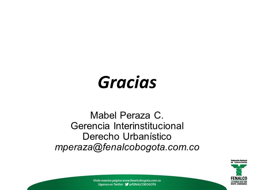 Gerencia Interinstitucional