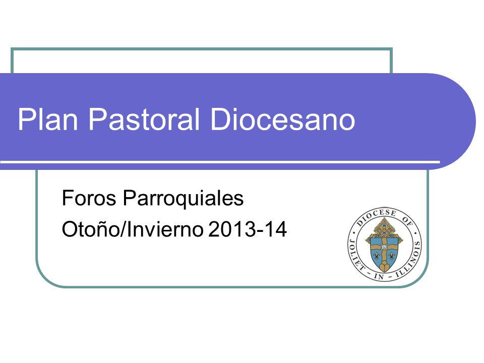 Plan Pastoral Diocesano
