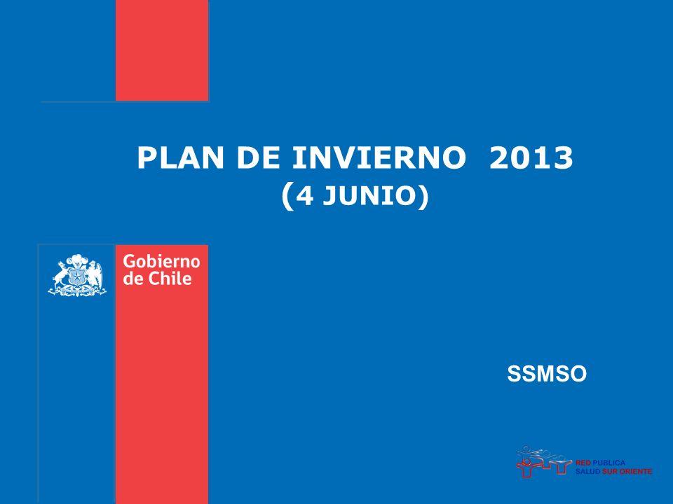PLAN DE INVIERNO 2013 (4 JUNIO)