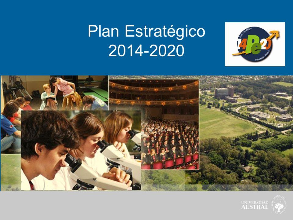 Plan Estratégico 2014-2020