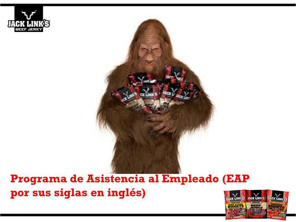 Programa de Asistencia al Empleado (EAP por sus siglas en inglés)